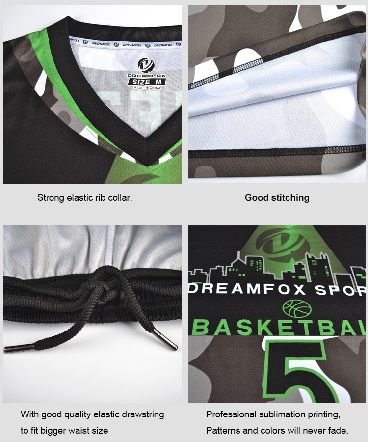 Europäisches Basketball Design Trikot, coole Basketball Uniformen, Basketball Shorts online kaufen