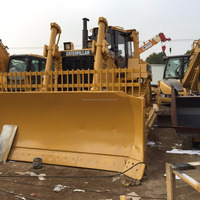 Cheapest price Used CAT D7R Bulldozer, Caterpillar D7G/ D7H Dozer for sale