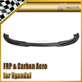 For Hyundai Genesis Rohens Coupe 09 Carbon Front Lip
