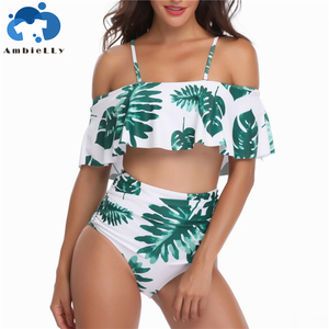 American & European Bikini Suits Swimwear Sets Swimsuit Custom Beachwear Swimsuit Women Sexy Bikini