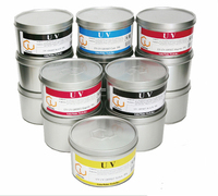 Taiwan CMYK Ink Process Sheet-fed Offset Printing Ink