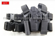 Military Gun Holster Blackhawk Drop Leg Holster For G17 Left Hand (Short Style)