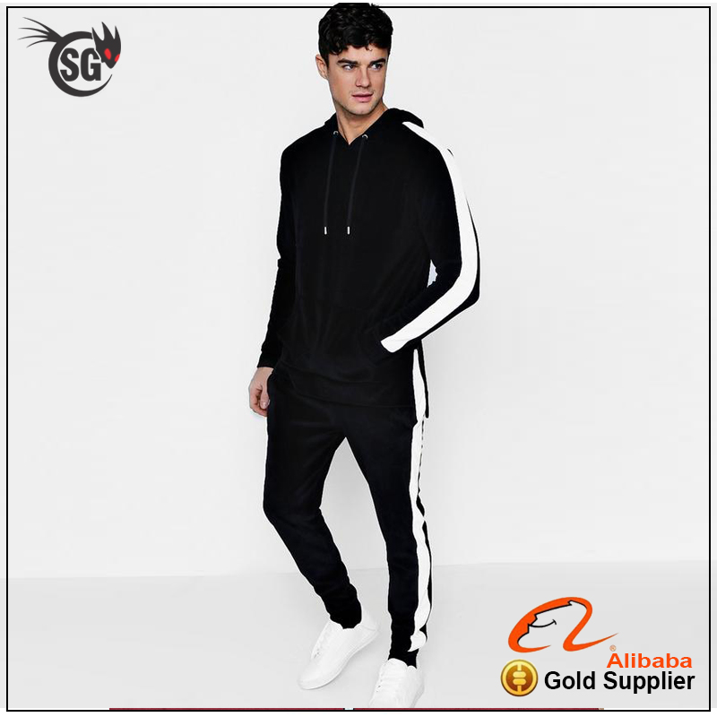 top design tracksuit with high quality tracksuit material 2018 bulk wholesale tracksuit