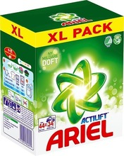 <span class=keywords><strong>Ariel</strong></span> Actilift XL Pacchetto 3250g di <span class=keywords><strong>Lavaggio</strong></span> In Polvere