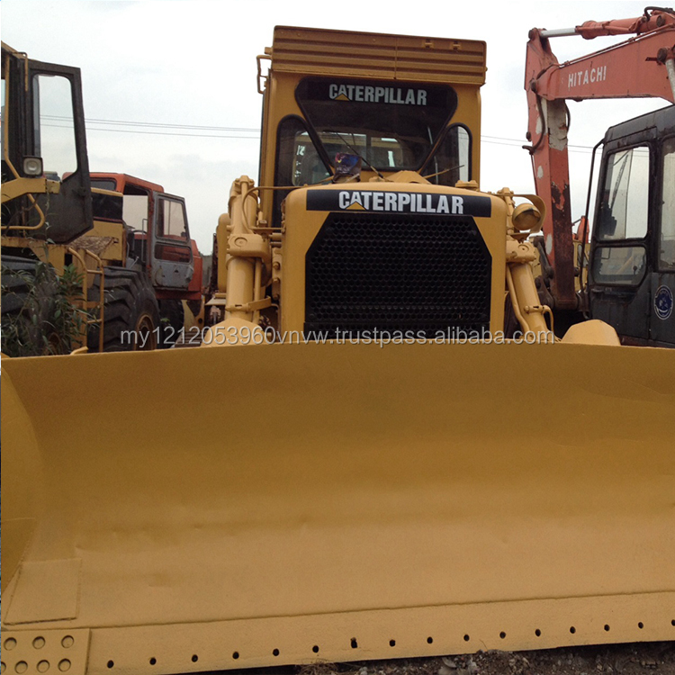 D7G bulldozer with good engine and qulity used bulldozer for sale D7G