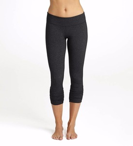 Womens yoga capri pants capri leggings for fitness yoga sport wear