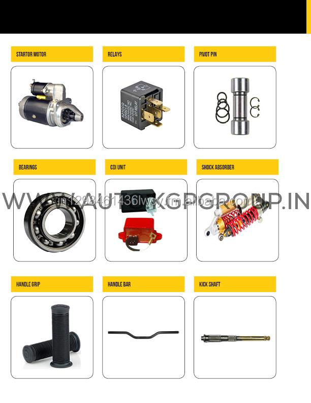 Bajaj 3 Wheeler Spare Parts In Srilanka - Buy Bajaj Tvs King,Spares ...