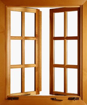 Decorative Wood Window Frames