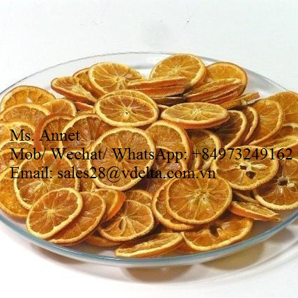Dried Pressed Fruits Orange Slices for Resin Casting Jewelry Making Crafts