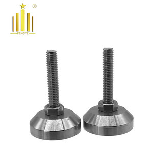Free samples stainless steel duty adjusting stone bolt
