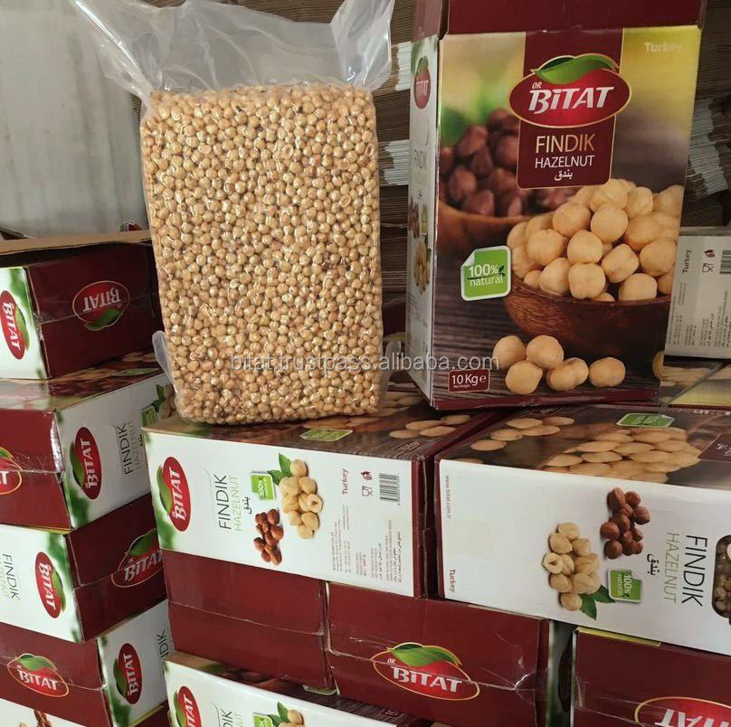 Bitat Brand TURKISH HAZELNUTS ROASTED & BLANCHED