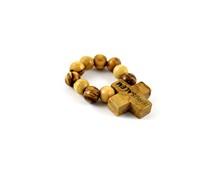 Said Factory Olive Wood Crosses Olive Wood Rosaries