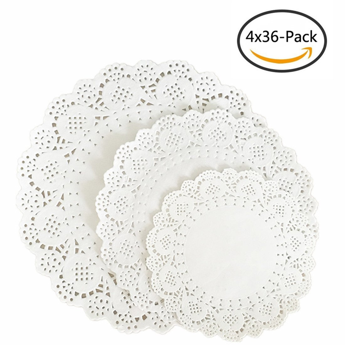 8 Inch Non-Stick Baking Round Parchment Paper for Round Cake Tin Springform Cake Tin Tortilla Press and so on 200Pcs Parchment Paper Circles