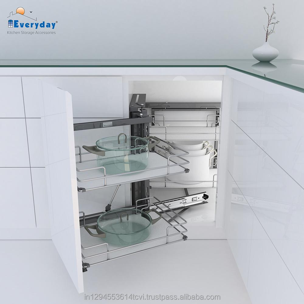 Stainless Steel Kitchen Drawer Basket, Stainless Steel Kitchen ...