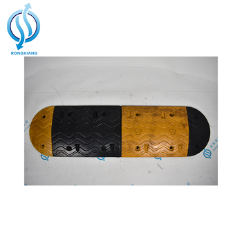 Standard Durable Using Low Price Rubber Speed Hump