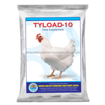Tyload-10 - Poultry Feed Supplement - Buy Tylosin,Tylosin Phosphate,Poultry  Medicine Product on Alibaba com