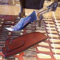 POCKEDKNIFE huntingKNIFE HANDMADE MADE IN TURKEY