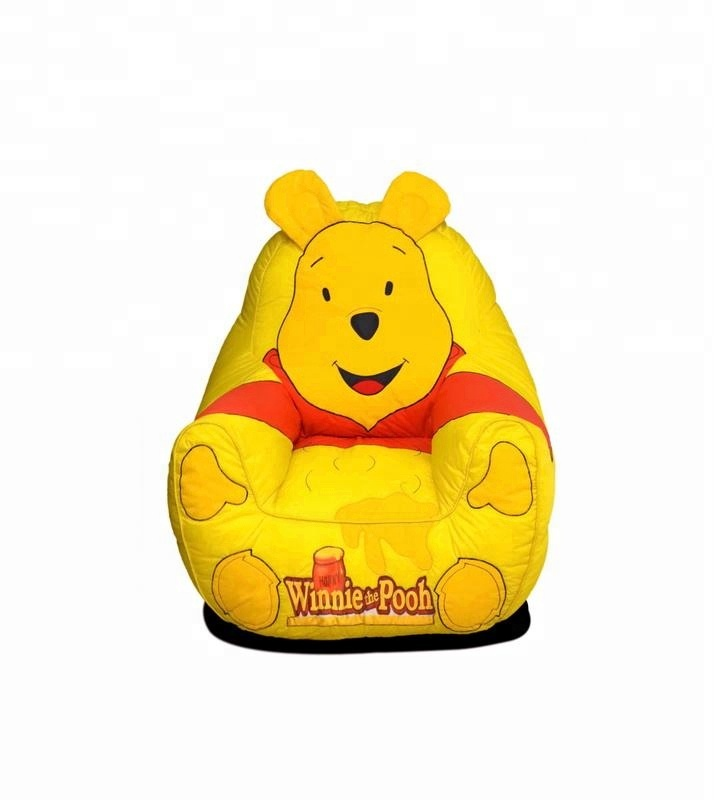 Surprising Highest Quality Comfortable Beanbag Winnie The Pooh Sofa Empty Kinderkazar Beanclub Laforma Winnie Buy Winnie The Pooh High Quality Low Cost Ncnpc Chair Design For Home Ncnpcorg