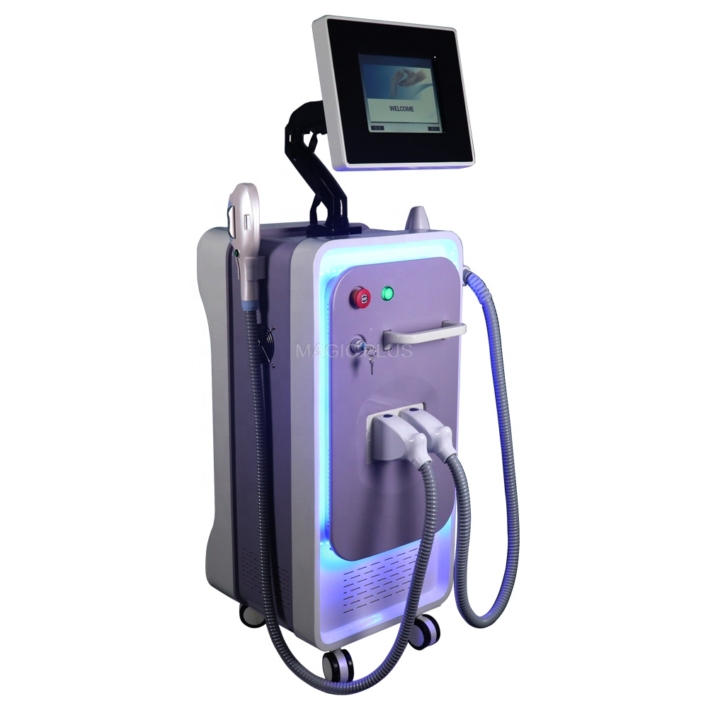 New Beauty Machine Shr Elight Ipl Laser Hair Removal Machine For tattoo Removal