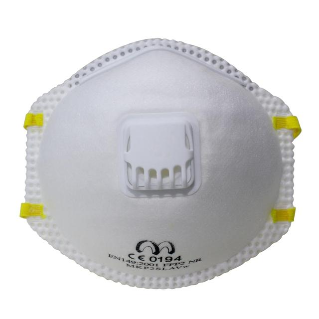 disposal respirator mask