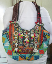 Ethnic Indian Sling Boho Tribal Traditional vintage Banjara Bag