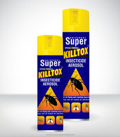 Killtox Insecticide Aerosol For Bugs