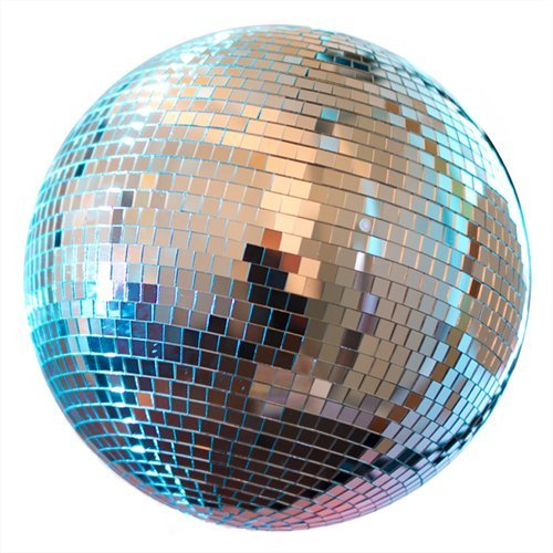 Get Quotations Nulink 12 Disco Light Mirror Ball With Hanging Ring