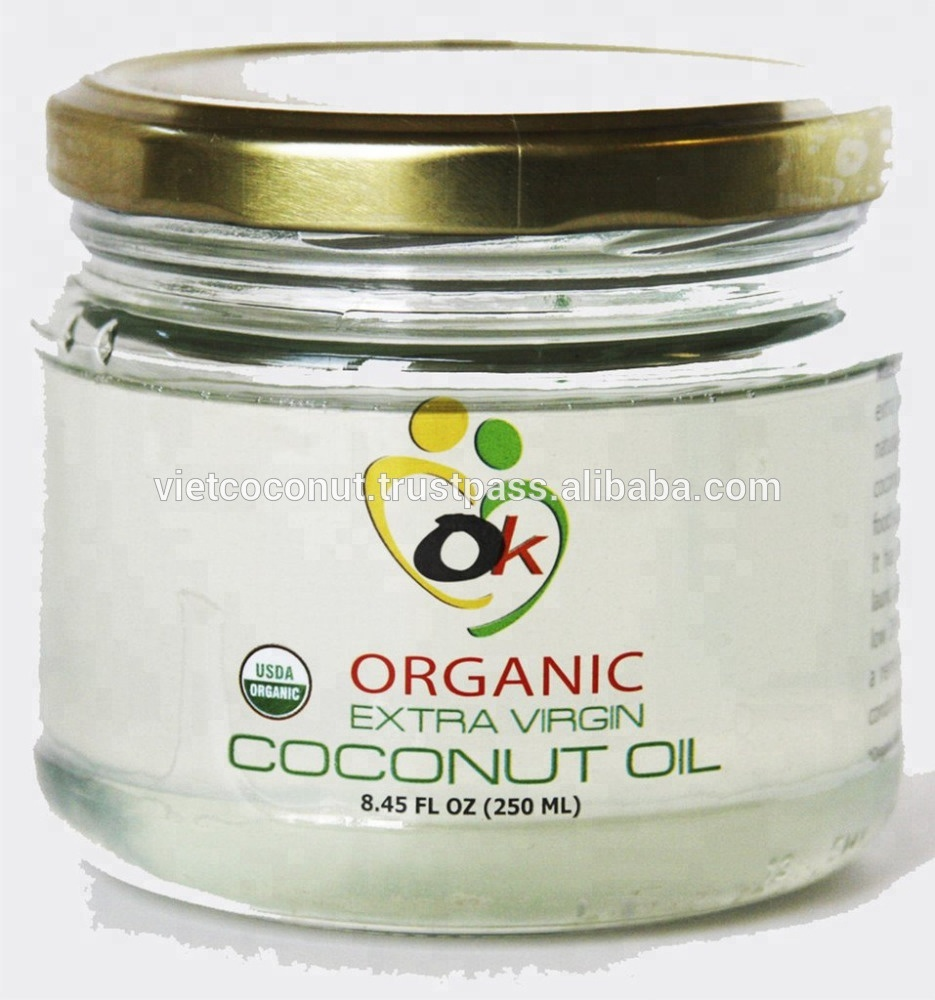 Vietnam Organik Extra Virgin Coconut Oil (Press)