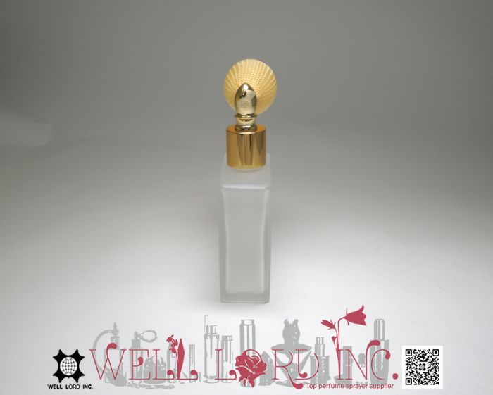 Sumptuous gorgeous pink bulb freshly designed for powder perfume atomizer bulb