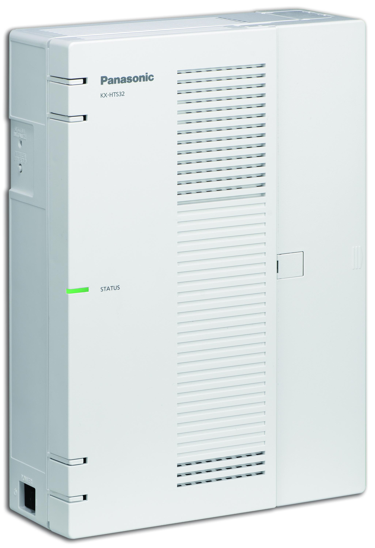 Panasonic Compact Hybrid Ip Pbx Pabx Kx Hts32 Telephone