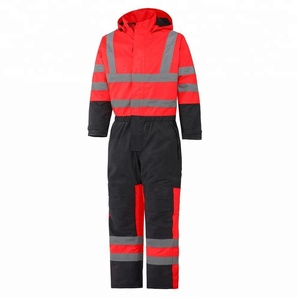 Wholesale Professional Workwear Coverall Uniform for Mining