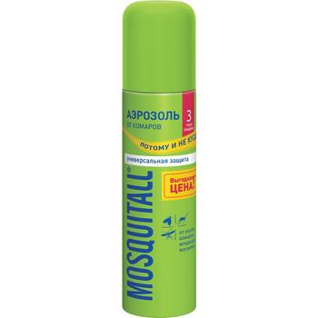 Aerosol MOSQUITALL, Universal protection mosquito