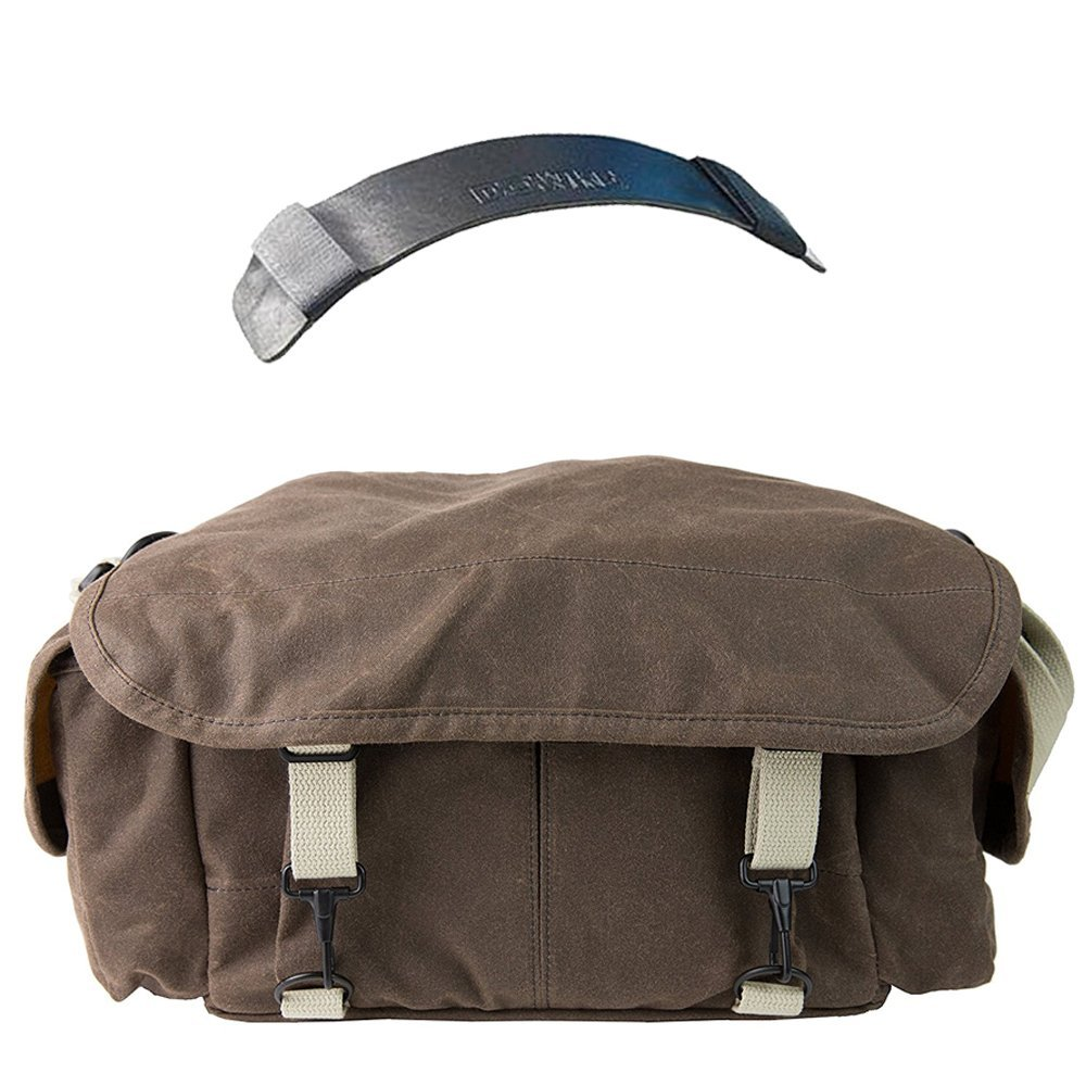 Buy Domke F-831 Small Photo Courier Bag (Brown RuggedWear) in Cheap ... 37532324ce