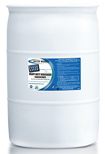 Water Works Heavy Duty Degreser Concentrate, 55 Gallon