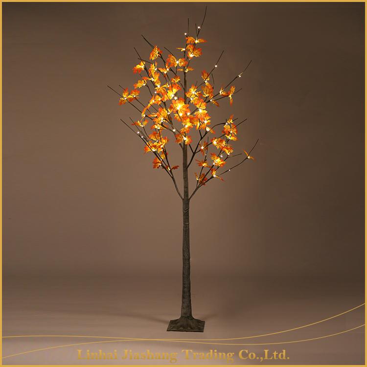 kerst led verlichting led fonkelende boom kerst licht mini led palmboom licht