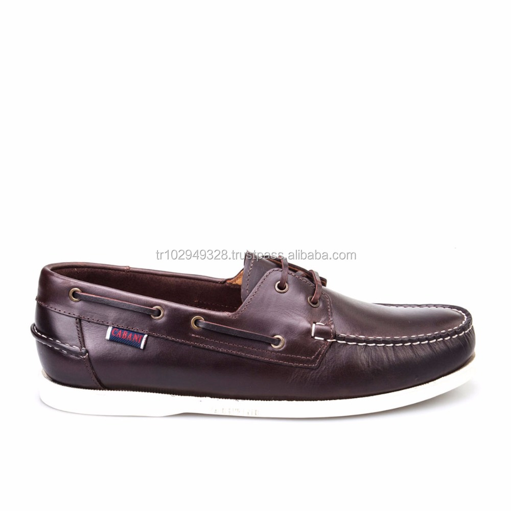 0520102 Shoes Men Leather Boat Leather Men xgq0fIX