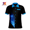 Top Quality youth custom sublimation darts jersey shirts By Lazib Sports