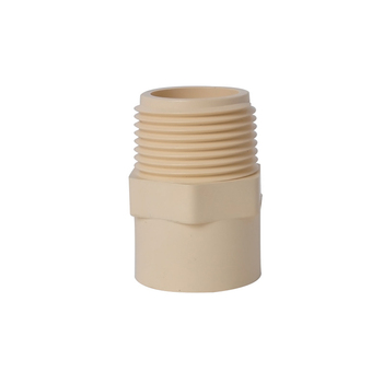 astm d2846 cpvc pipe fittings male adaptor adapter