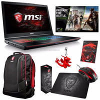 Complete Accessories Gaming MSI GT83VR GT73 EXTREME GL62M GamINg LApToP GE62VR GT80 i7-6920HQ GT73VR GT72VR GT75VR GS60