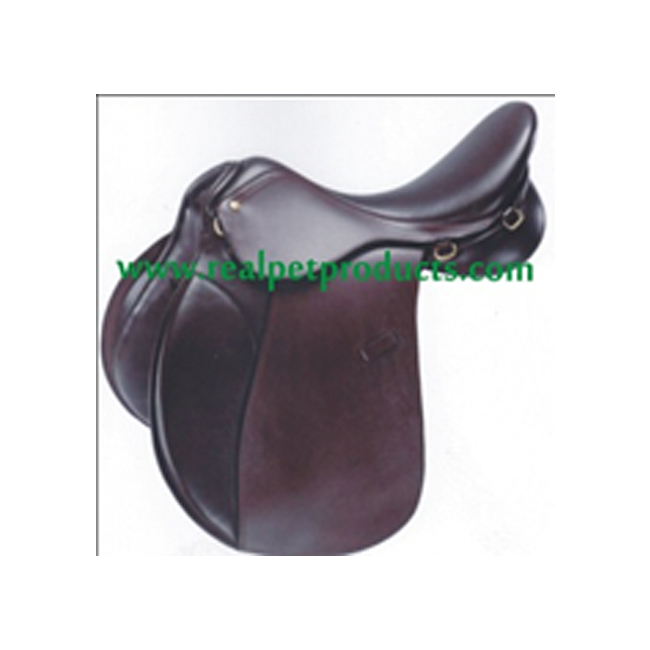 High Quality Leather Horse Saddle