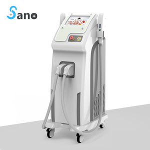 2018 New Multifunctional Machine E-light+Laser+RF+IPL hair removal machines