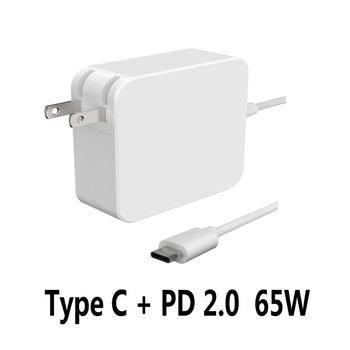 best website 6a248 86797 65w Pd Type C Charger Wall Charger For Apple Macbook/iphone X/8 Plus For  Macbook Charger Type C Pd Charger - Buy Type C Charger,Pd Charger,For  Macbook ...