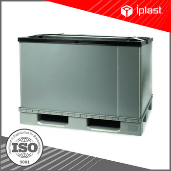 FCA price PolyBox 745 Fordable plastic container