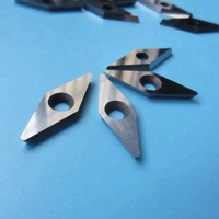 diamond shapes tungsten carbide inserts of wood working cutter blade