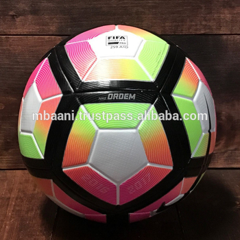 4a6b1f4f4 Ordem 4 Oficial Jogo Bola De Futebol Pro Premier Tamanho 5 Promo ...