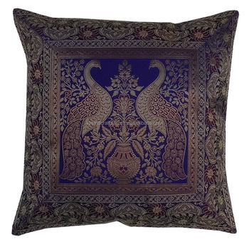 Wholesale Cushion Covers Indian Silk Brocade Pillow Covers Buy Impressive Indian Silk Decorative Pillows