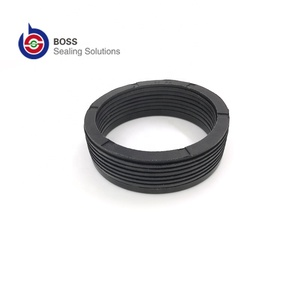 PS057 COMPACT VEE CUPS SEAL RING PTFE/NBR/FKM material