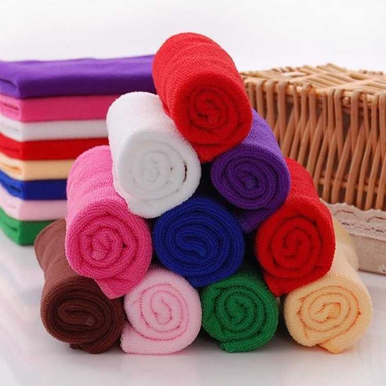 beauty salon towel custom microfiber bleach proof salon towel