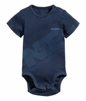 bec66c2368d Newborn Half Sleeve Baby Girl Boy Cotton Clothes Bodysuit Romper Jumpsuit  Playsuit Outfits - Buy Newborn Baby Christmas Outfits Product on Alibaba.com