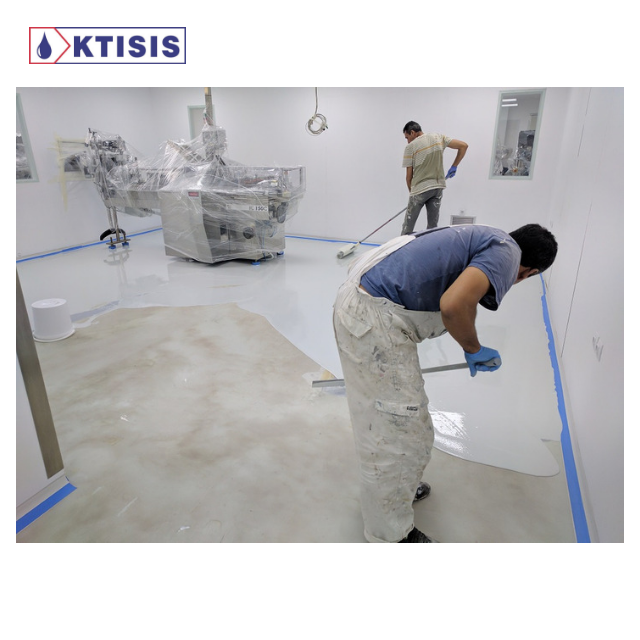 Fast Drying Epoxy Floor Paint 4 Hours